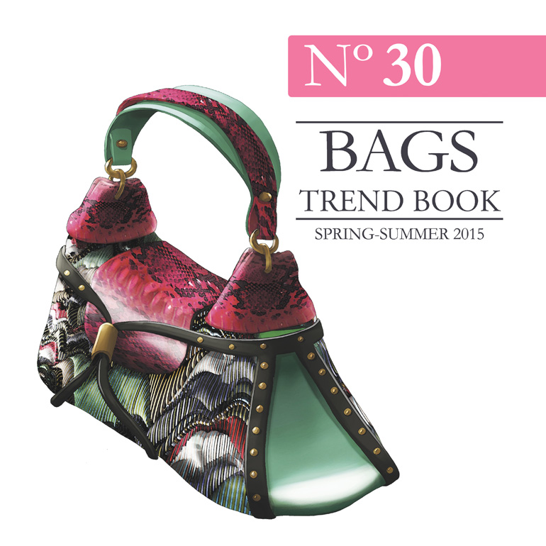 Trend Book Bags Spring-Summer 2015 #30